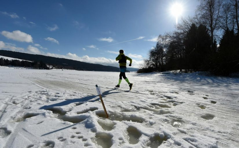 Lipno Ice Marathon
